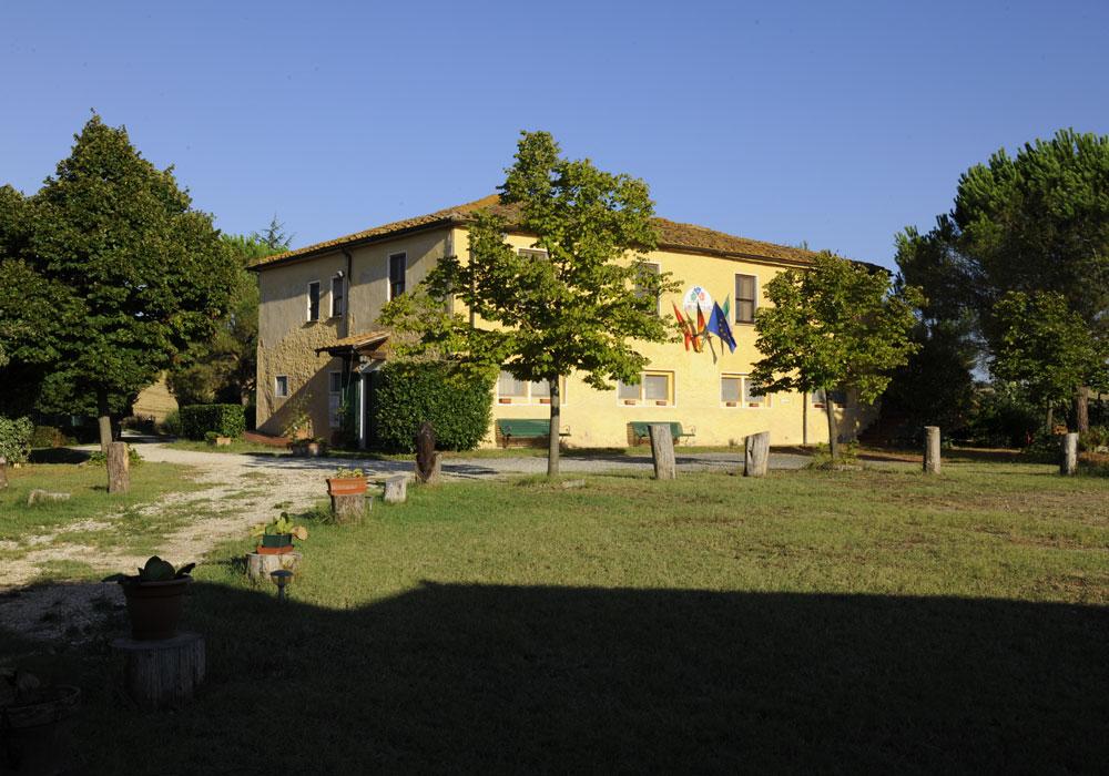 Casa per ferie Ecoturismo Il Vile Volterra