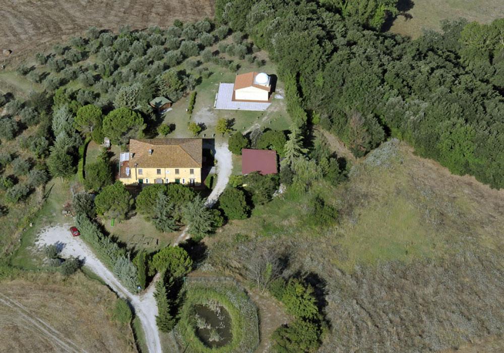 Casa per ferie Ecoturismo Il Vile Volterra - Panorama