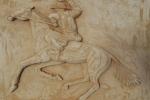 cavallo-terracotta-giovanni-ticciati-volterra