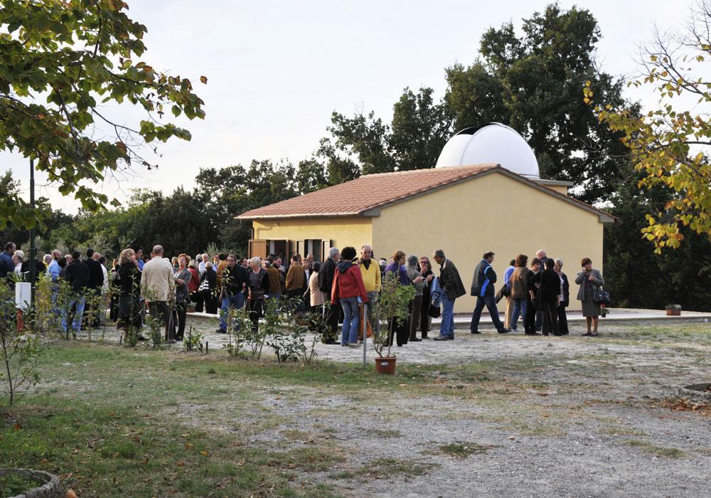 Osservatorio Astronomico Volterra - Toscana