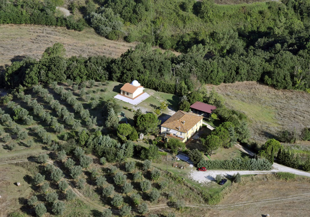 Casa per ferie Il Vile  e Osservatorio Astronomico Volterra