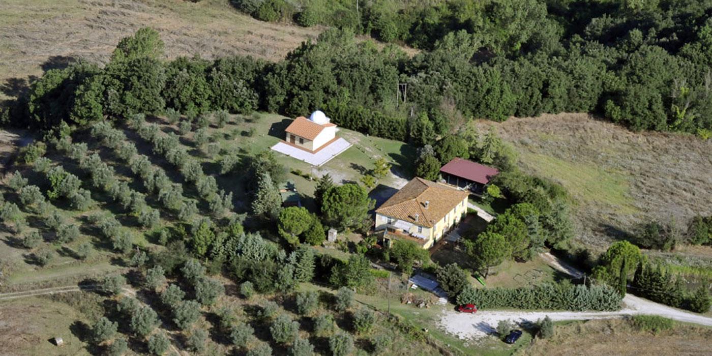 casa vacanze e osservatorio astronomico volterra toscana