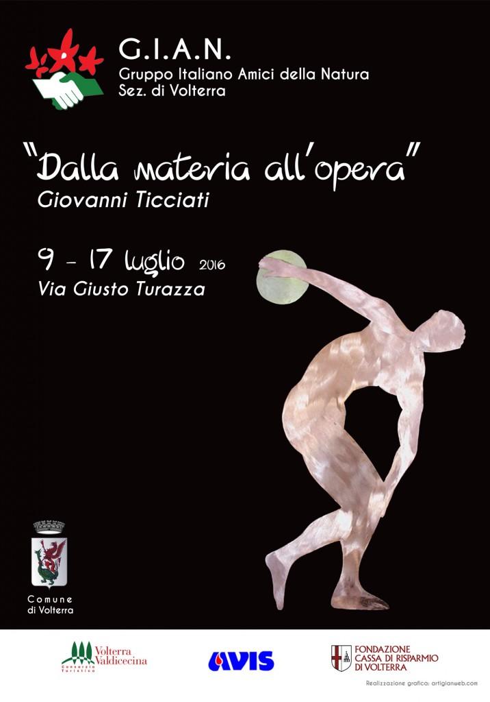 """""""Dalla materia all'Opera"""""""