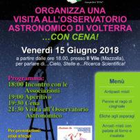 Visita osservatorio astronomico
