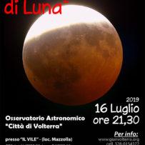 Eclisse parziale di Luna – 2019
