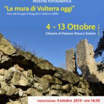 """""""Le mura di Volterra oggi"""""""