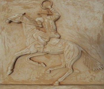 Terracotte di Giovanni Ticciati artista di Volterra